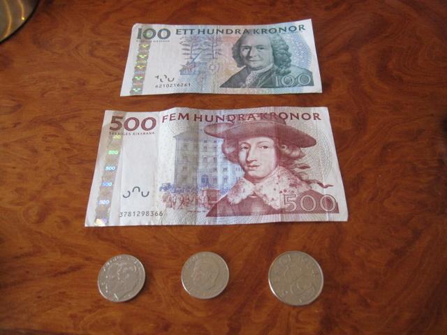 ノーベル賞の賞金、スウェーデン...