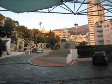 F1モナコGP モンテカルロ市街地コース: 新国際学会周遊記